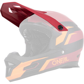 O'Neal Fury RL Helm stage-red/orange